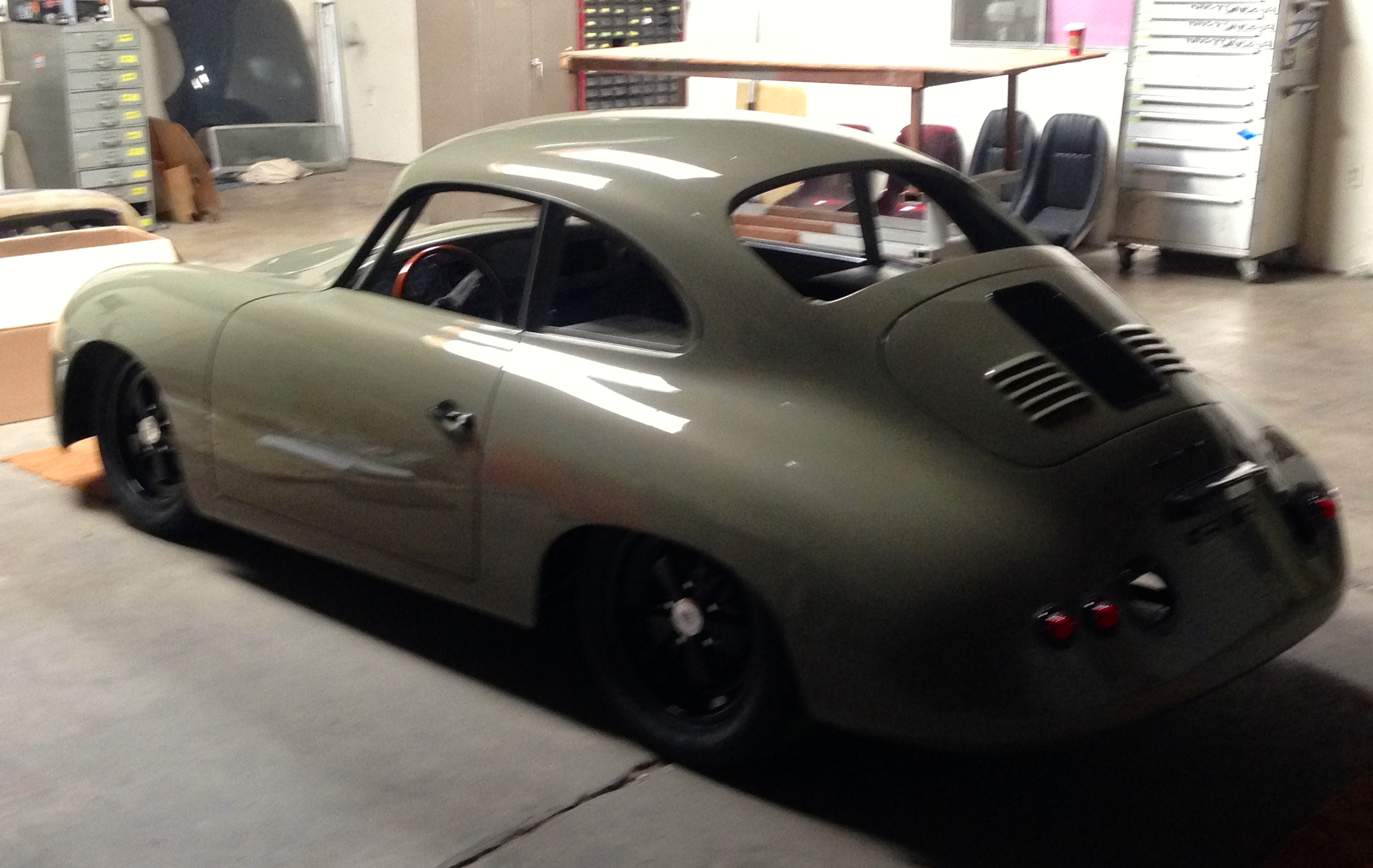356 R Coupe | PSI Retro Classics